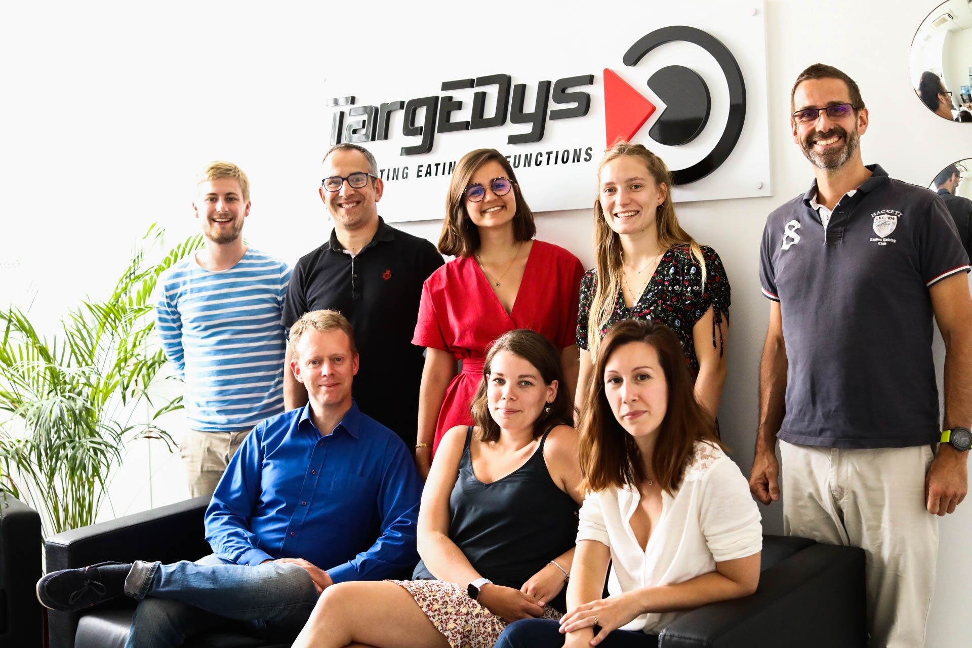 equipe targedys